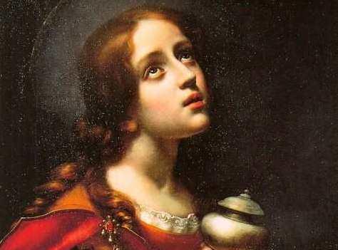 Wspomnienie św. Marii Magdaleny