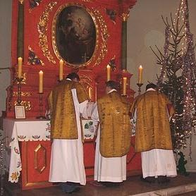 W imieniu Chrystusa służą dziełu uświęcenia