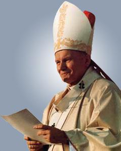 Św. Jan Paweł II: Człowiek rozumie siebie w pełni w tajemnicy Krzyża i Odkupienia (RH 10)