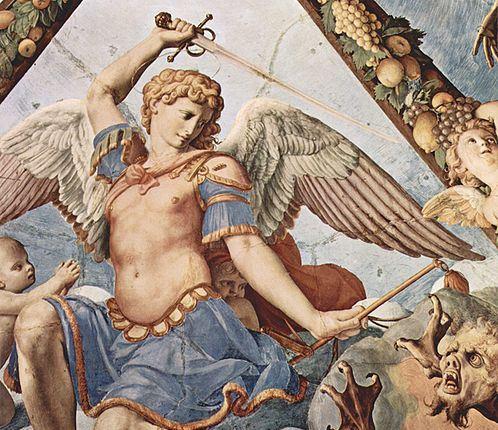 Św. Grzegorz Wielki o aniołach i archaniołach