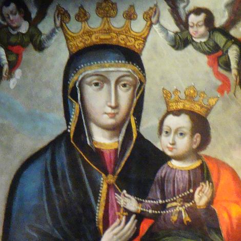 Jan Paweł II: Różaniec pozwala nam stanąć u boku Maryi