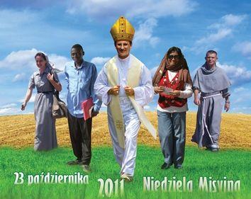 Światowy Dzień Misyjny (23 X 2011 r.)