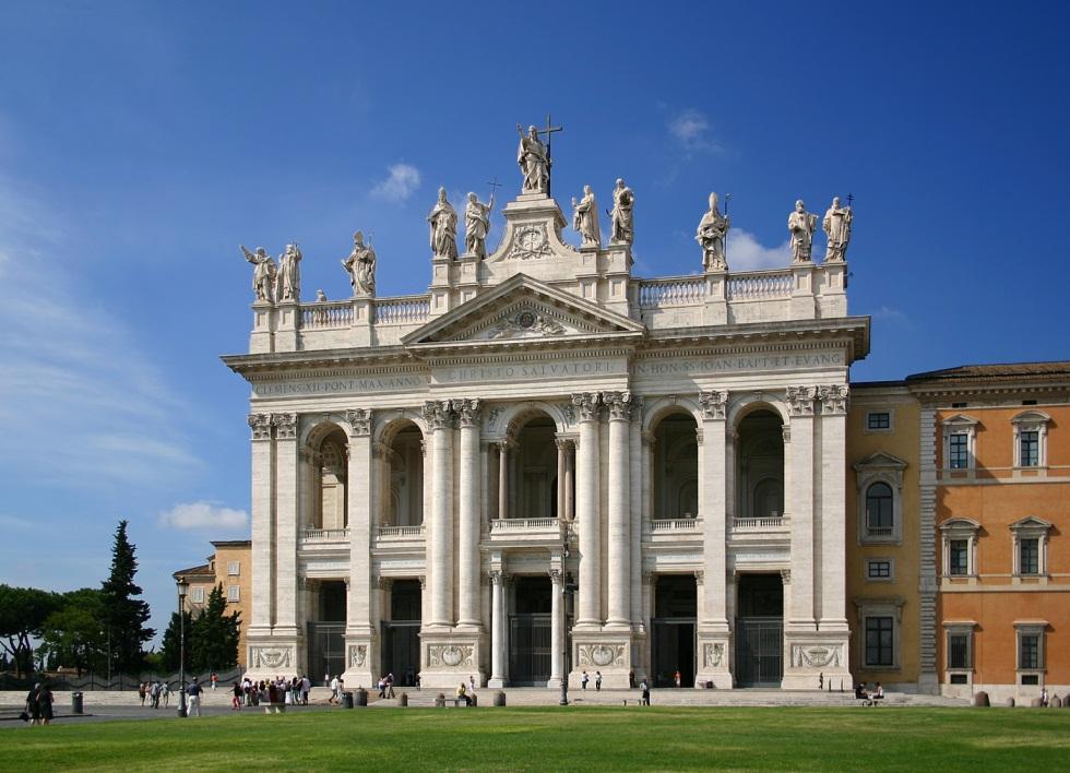 Święto rocznicy poświęcenia Bazyliki Laterańskiej