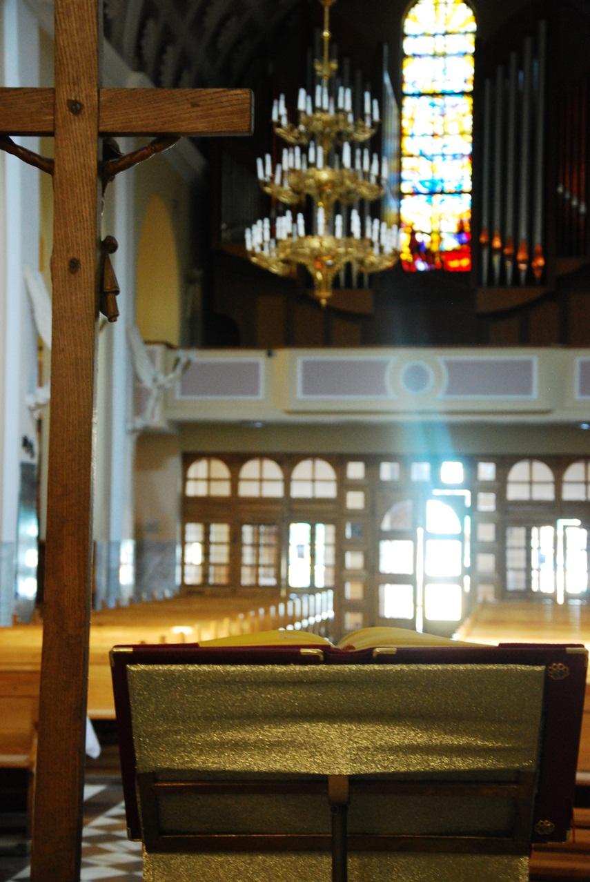 III Niedziela Wielkiego Postu (C), 28 II 2016 – komentarz do Ewangelii