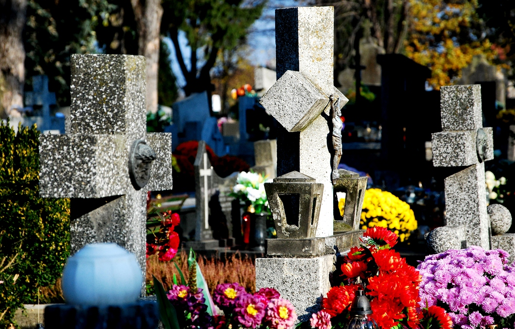 List o pogrzebie w wypadku kremacji