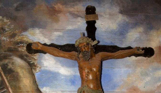 Krzyżu święty…