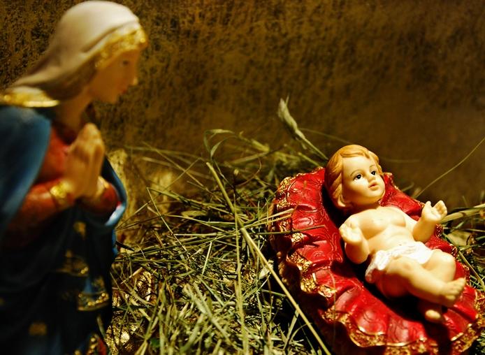 Papież i hierarchowie na Boże Narodzenie
