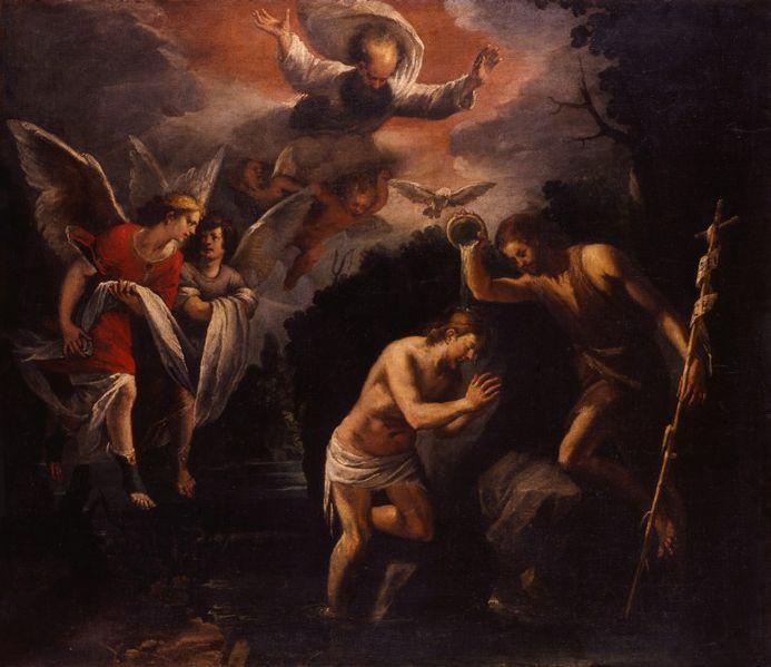 Święto Chrztu Pańskiego (A), 12 I 2014 – komentarz do Ewangelii