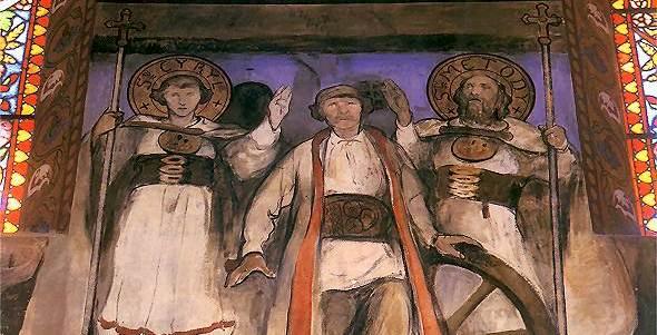 Święto św. Cyryla, mnicha, i św. Metodego, biskupa