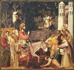 Niedziela Palmowa albo Męki Pańskiej, 29 III 2015 – komentarz do Ewangelii