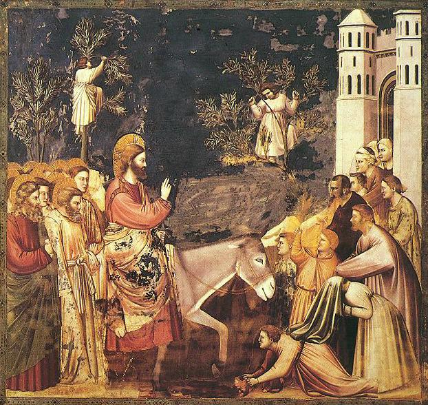 Św. Andrzej z Krety: Siebie samych ścielmy przed Chrystusem