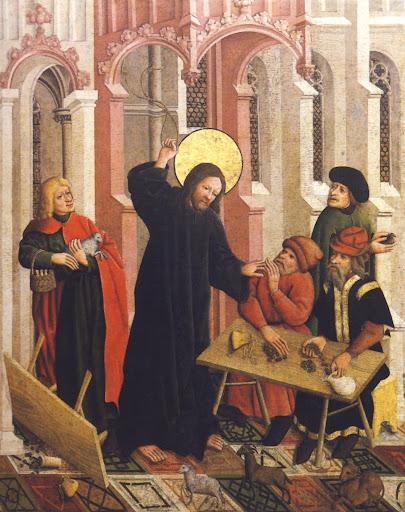 III niedziela Wielkiego Postu (B), 7 III 2021 – komentarz do Ewangelii