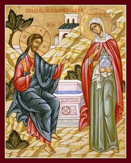 III Niedziela Wielkiego Postu (A), 23 III 2014 – komentarz do Ewangelii