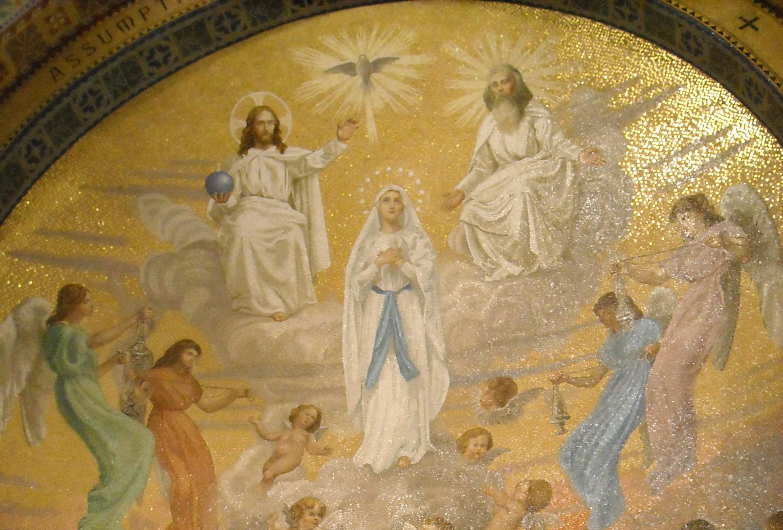 """Gdy powiesz """"Maryja"""", Ona powie """"Bóg"""""""