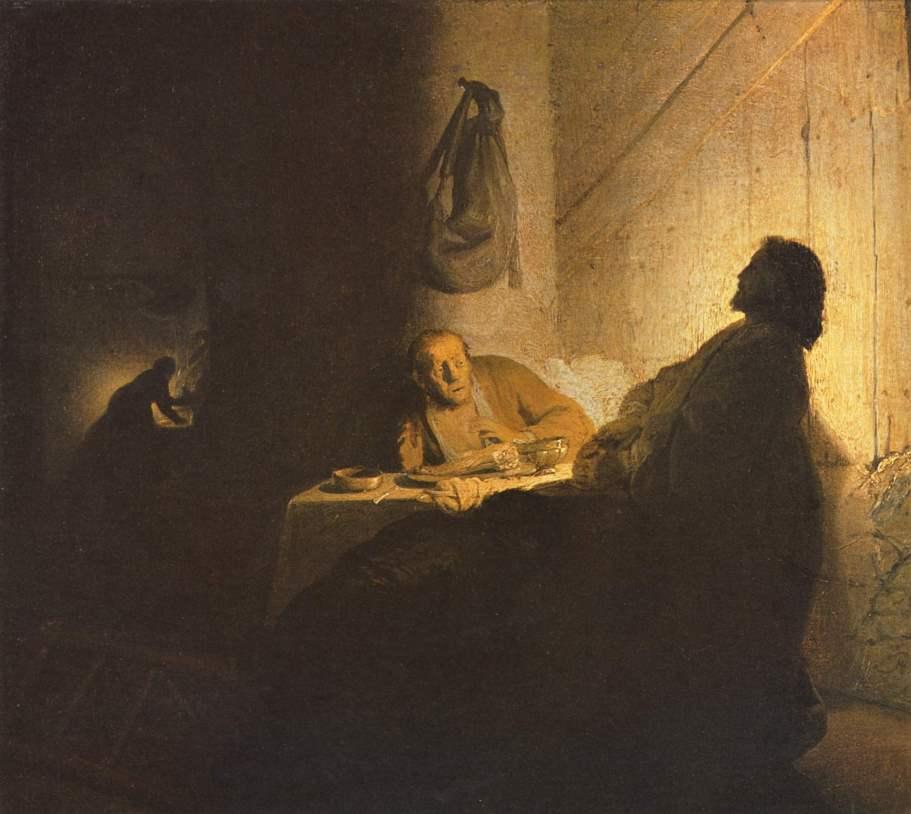 III Niedziela Wielkanocna (A), 30 IV 2017 – komentarz do Ewangelii