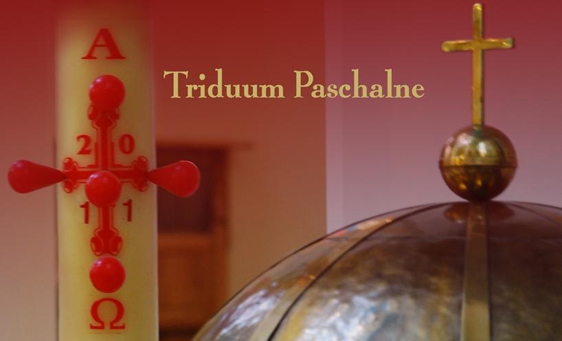 Z Benedyktem XVI przez Triduum Paschalne