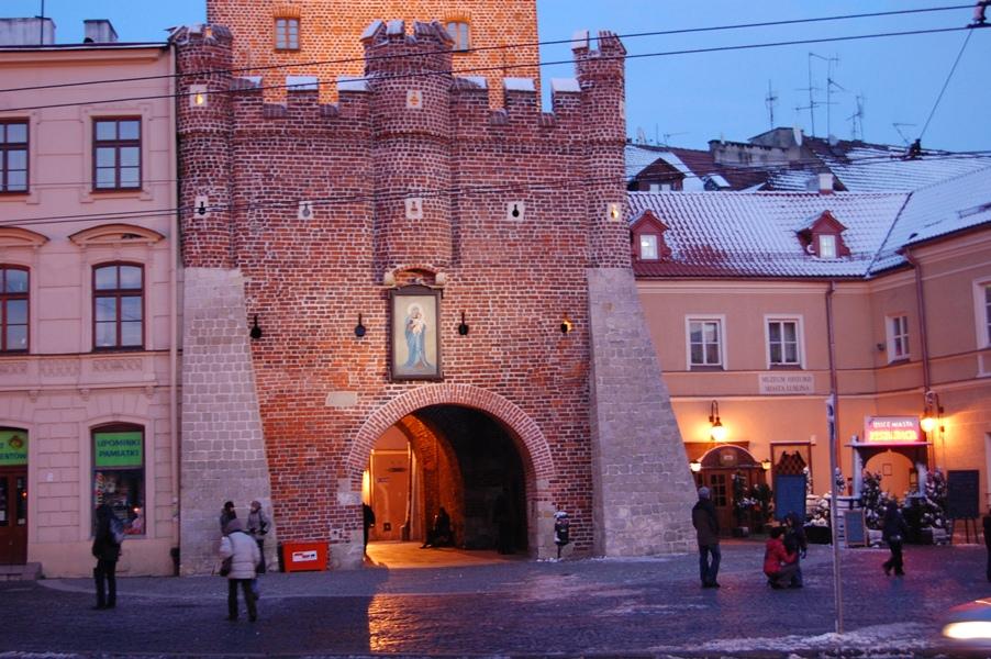 Patronka polskich miast i wsi