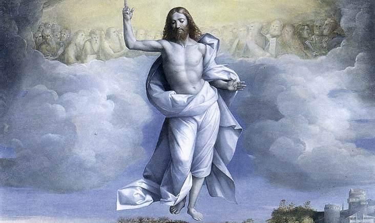 Wniebowstąpienie Pańskie, 13 maja 2018 – komentarz do Ewangelii