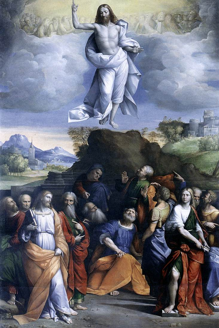 Uroczystość Trójcy Przenajświętszej, 27 maja 2018 – komentarz do Ewangelii