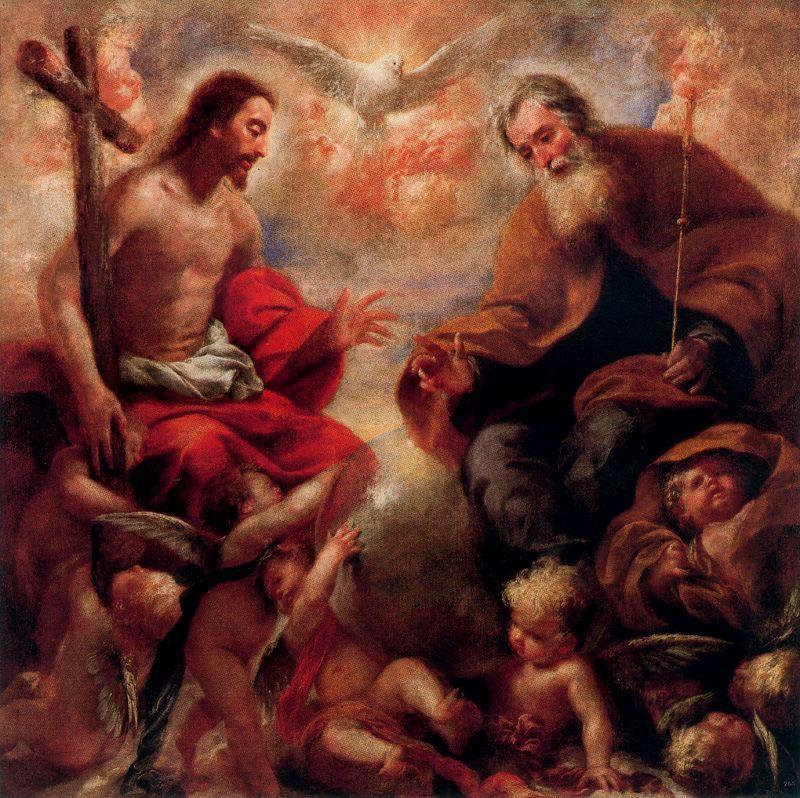 Ojciec, Syn i Duch jest jednym Bogiem. Wyznanie wiary w Trójcę