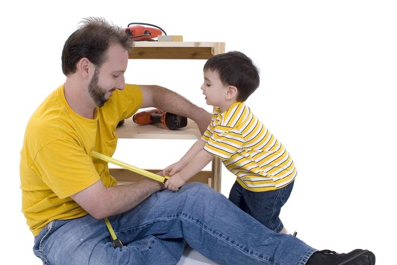 Być ojcem…