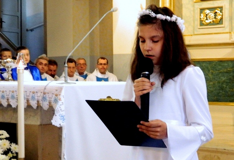 Moja parafia: Świadectwo Gosi