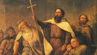 Wspomnienie św. Brunona Bonifacego z Kwerfurtu