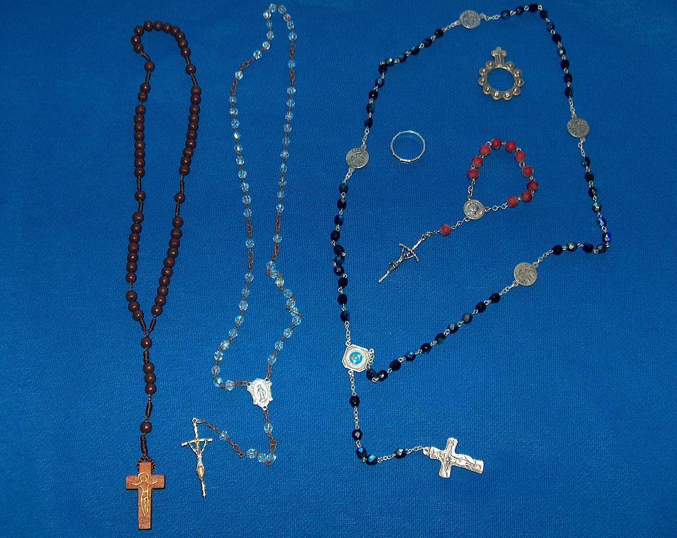 Ulubione modlitwy. Rozważania różańcowe ks. Marka Dziewieckiego