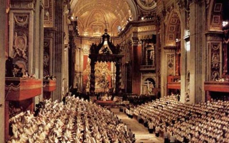SWII: Kościół Chrystusowy trwa w Kościele katolickim