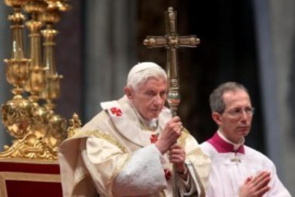 Ostatnie wielkopostne rekolekcje Benedykta XVI