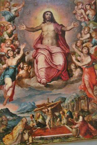 """Św. Jan Paweł II: """"Zmartwychwstanie objawiło tę chwałę, która w Krzyżu Chrystusa była całkowicie przesłonięta bezmiarem cierpienia"""""""