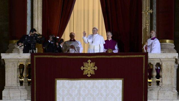 Papież, za którym się biegnie