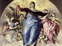Św. German (VIII w.): Twoje ciało, Maryjo, nie mogło rozsypać się w proch po śmierci
