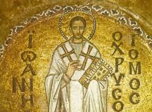 Wspomnienie św. Jana Chryzostoma