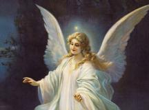 Podziękuj swojemu Aniołowi Stróżowi