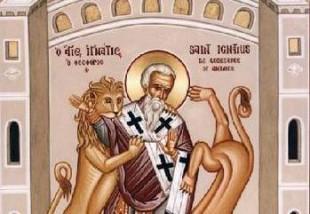 Ignacy Antiocheński: Wszelkimi sposobami trzeba wam wielbić Jezusa Chrystusa, który was uwielbił