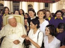 Moje spotkania z Janem Pawłem II
