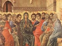 Niedziela Zesłania Ducha Świętego, 15 V 2016 – komentarz do Ewangelii