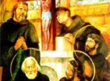 Wspomnienie Świętych Benedykta, Jana, Mateusza, Izaaka i Krystyna