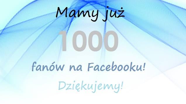 1000 lajków facebook