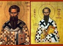 Wspomnienie św. Bazylego Wielkiego i św. Grzegorza z Nazjanzu