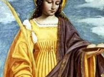 Kazanie św. Metodego z Sycylii o Świętej Agacie