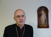 Biskup z Ukrainy o prezydencie Rosji: Modlimy się, by Bóg dotknął  jego serce