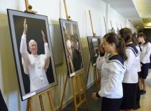 Jan Paweł II na fotografiach Adama Bujaka