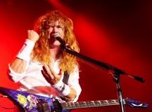 W mroku idąc do Boga. Historia nawrócenia Dave'a Mustaine'a