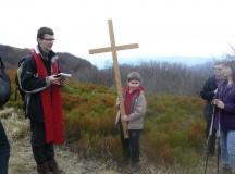 Droga Krzyżowa na Tarnicę – Wielki Piątek 2014 (fotogaleria)