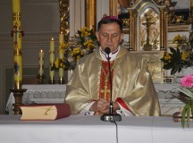 """Abp Mieczysław Mokrzycki, metropolita lwowski – """"Zasłużonym dla Województwa Podkarpackiego"""""""