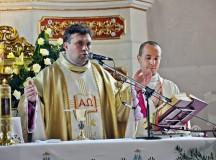 20-lecie święceń kapłańskich ks. kanonika Krzysztofa Ordziniaka, proboszcza parafii w Mikstacie