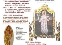 IV Antoniański Dzień Skupienia w Sanktuarium św. Antoniego z Padwy w Ratowie