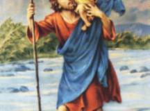 Ulubione modlitwy. Litania do św. Krzysztofa, patrona kierowców